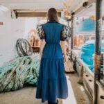 Sinopsis Vestido Roupa Loja online Moda feminina